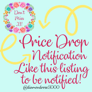 Price Drop Notification